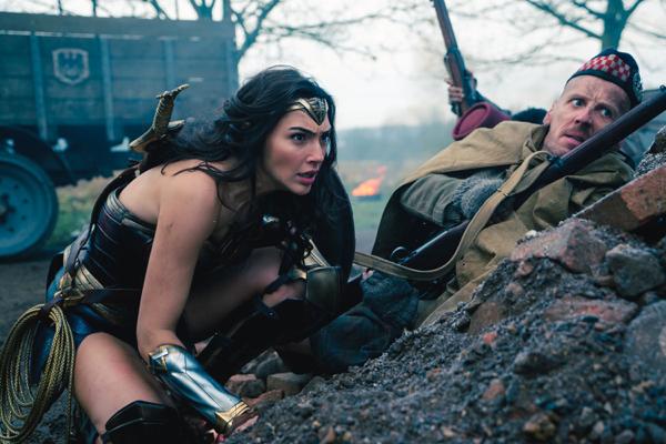Wonder Woman 1